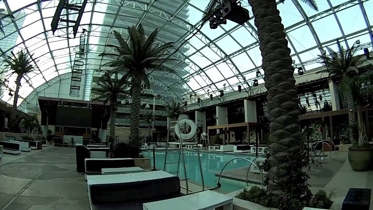 Marquee Dayclub Dome At Cosmopolitan Las Vegas Youtube