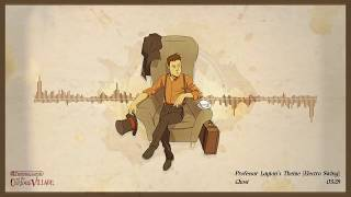 Professor Layton and the Curious Village - Layton's Theme [Electro Swing]