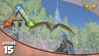 Ark Survival Evolved - Ep. 15 - Training A Dimorphodon Squad - Let