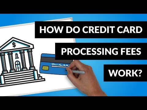 How Do Credit Card Processing Fees Work