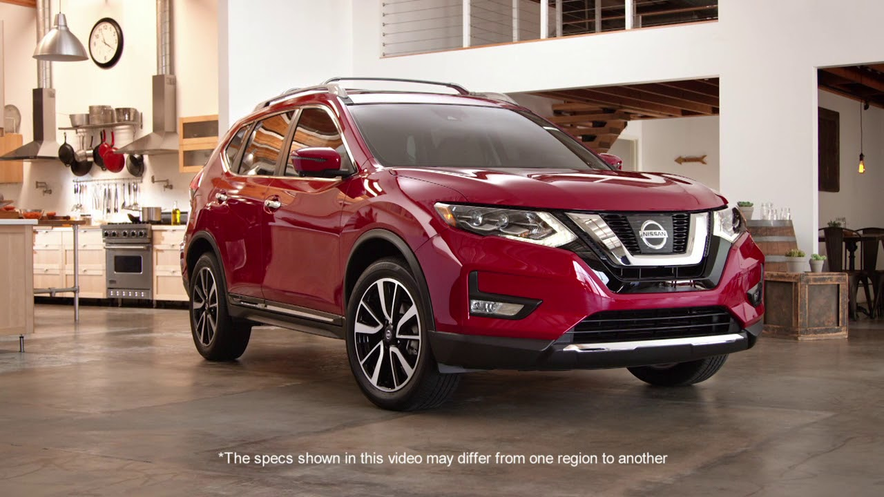 nissan x trail 2018 review features specs performance and design youtube. Black Bedroom Furniture Sets. Home Design Ideas