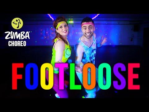 Zumba choreo - FOOTLOOSE by Adrien & Florine