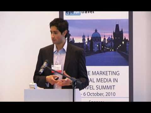 Online Marketing & Social Media Strategies for Travel, Prague 2010: Presentation by Digital Visitor