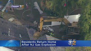 Residents Return After Lakewood Gas Explosion
