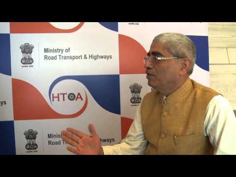 HTOA Interview - Sathyanarayan, General Manager Logistics, BHEL