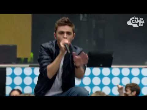 The Wanted - Glad You Came Summertime Ball 2013 HD (WITH NATHAN!)