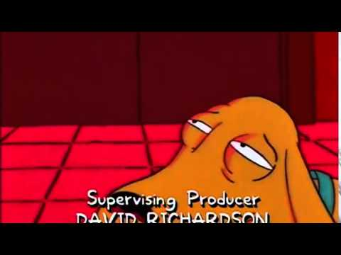 The Simpsons - Homer and the core meltdown prevention dog