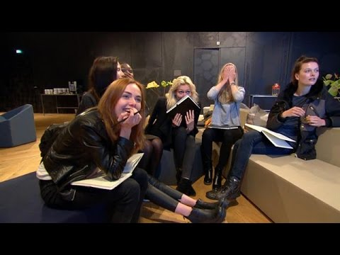 Masterclass vloggen van Giel (StukTV) - HOLLAND'S NEXT TOP MODEL