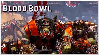 Bloodbowl 2 - Pro Tips: Orcs - Game 1