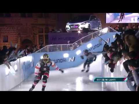 Red Bull Crashed Ice : les juniors en piste à Marseille