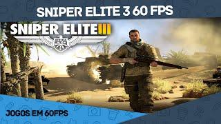 SNIPER ELITE 3 A 60 fps 1080p - gameplay