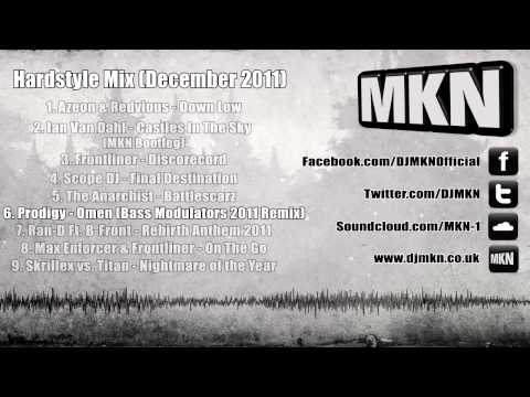 MKN - Hardstyle Mix (December 2011)
