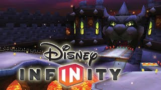 Disney Infinity - Ghostly Castle Toy Box Level Showcase - Gameplay (hd)