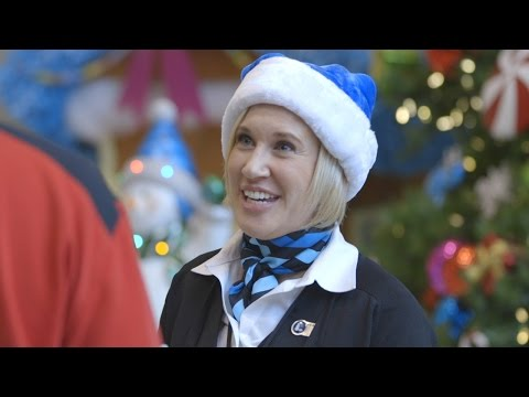 Miracle de Noël WestJet | les 12 000 mini miracles
