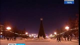 видео «Сказочный» бал в Иркутской области