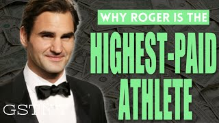 Why Roger Federer is the Highest-Paid Athlete