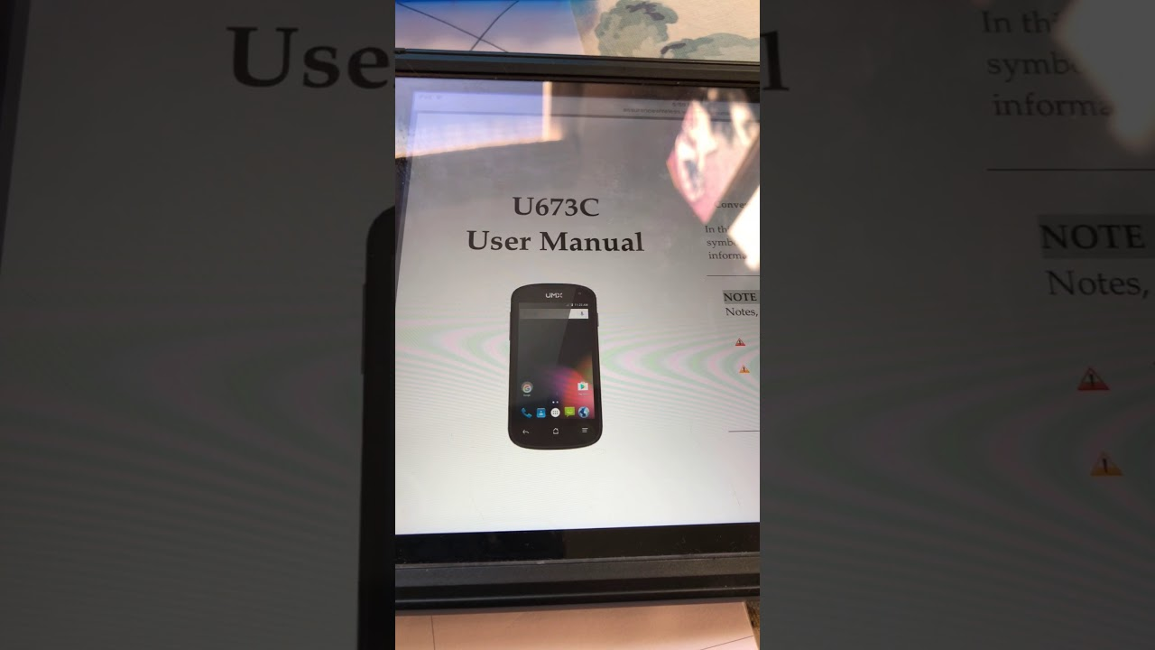 Assurance Wireless Unimax U673c Obama Cellphone Android Review