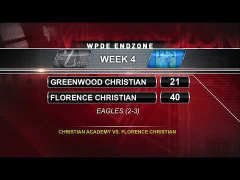 GREENWOOD VS FLORENCE CHRISTIAN SCHOOL
