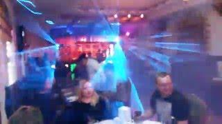 Лазерное шоу в Астане открытие ретро бара Целиноград