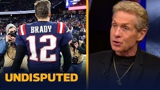 Skip Bayless wouldn't be surprised to see Tom Brady walk away from the Patriots | NFL | UNDISPUTED