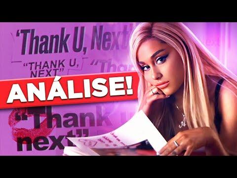 Analisando o videoclipe de 'THANK U NEXT' - Ariana Grande | Diva Depressão