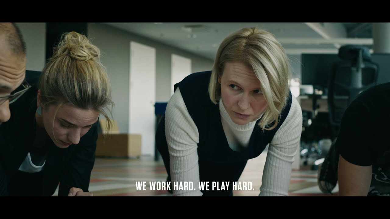 SANDRA SAAB TÖÖD - reklaamklipp. Kinodes 24. septembrist