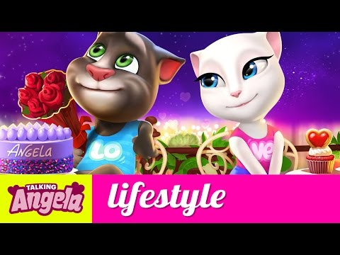Save Talking Angela - Big Night Out (GRWM) Images