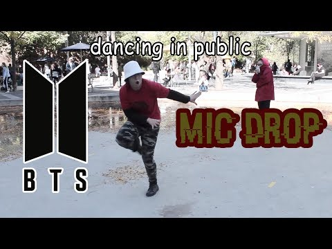【KY】BTS(방탄소년단) — Mic Drop DANCE COVER IN PUBLIC