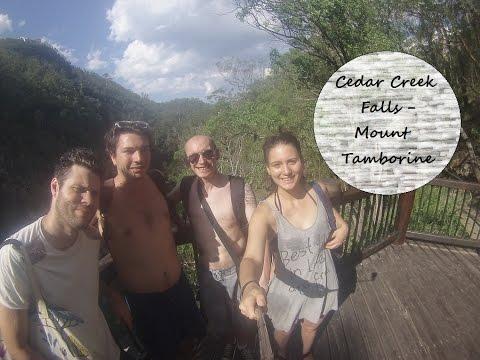 Cedar Creek Falls - Mount Tamborine