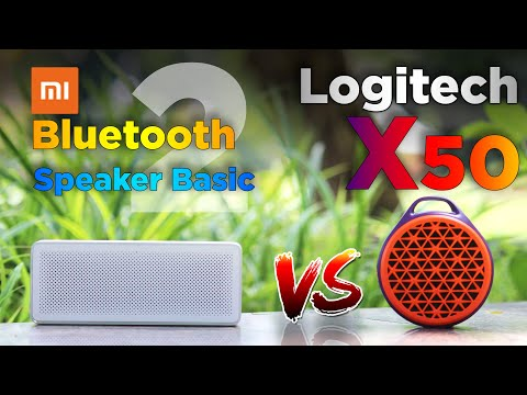 Mi Bluetooth Speaker 2 Vs Logitech X50 | Comparison | Sound Test | Dekh Review (Hindi/Urdu)