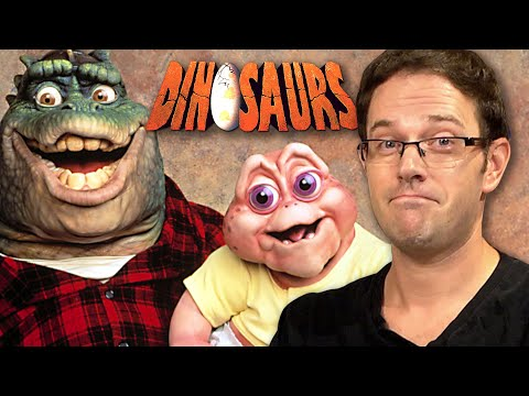 Dinosaurs TV Show Review: One of the Best '90s Sitcoms - Cinemassacre