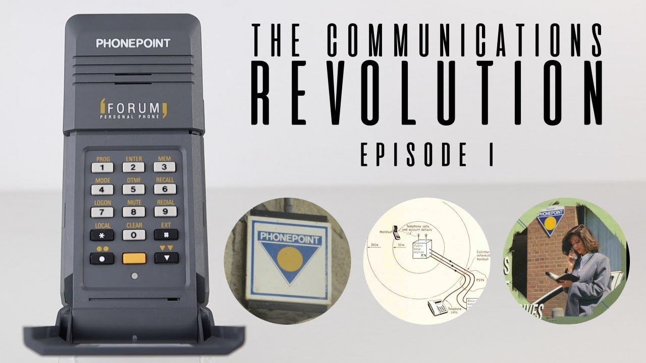 The Communications Revolution Ep.1 - High Hopes For Telepoint