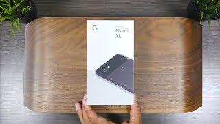 Google Pixel 2 XL Unboxing! (LIVE)