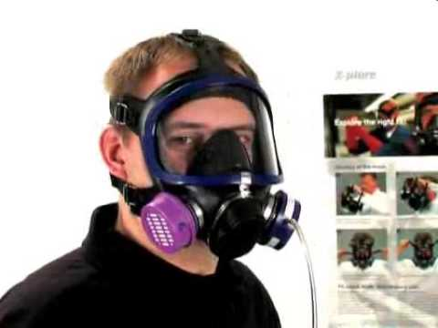 scba fit test machine