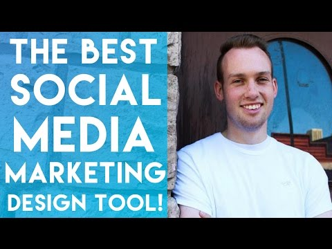 The Best Social Media Marketing Design Tool