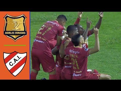 Sudamericana: el Rojo perdió 3 a 2 con el débil Rionegro Águilas