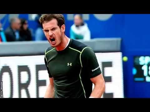 Andy Murray beats Roberto Bautista Agut at Munich Open