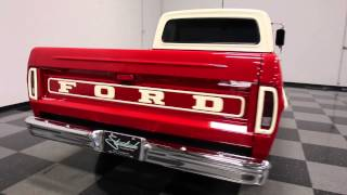 2733 ATL 1967 Ford F-100