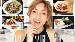 My Naughty Healthy Meal Recipes