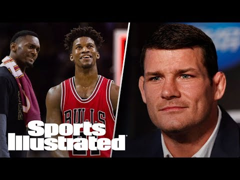2018 NBA Top 10 Players, Michael Bisping: Jon Jones Should Be Banned | SI NOW | Sports Illustrated