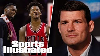 2018 NBA Top 10 Players, Michael Bisping: Jon Jones Should Be Banned | SI NOW | Sports Illustrated thumbnail