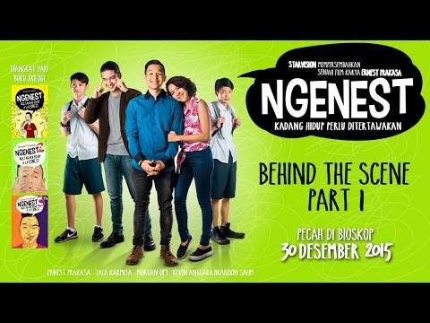 NGENEST Behind The Scene Part 1