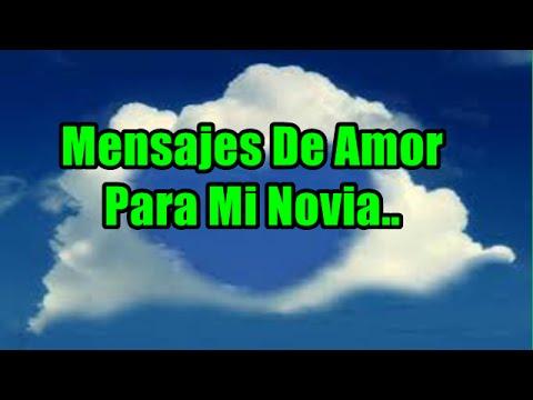 Mensajes De Amor Para Mi Novia Frases Para Dedicar Frases Bonitas