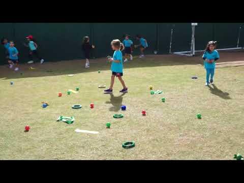 EIS J EY2 Sports Day 2017 18