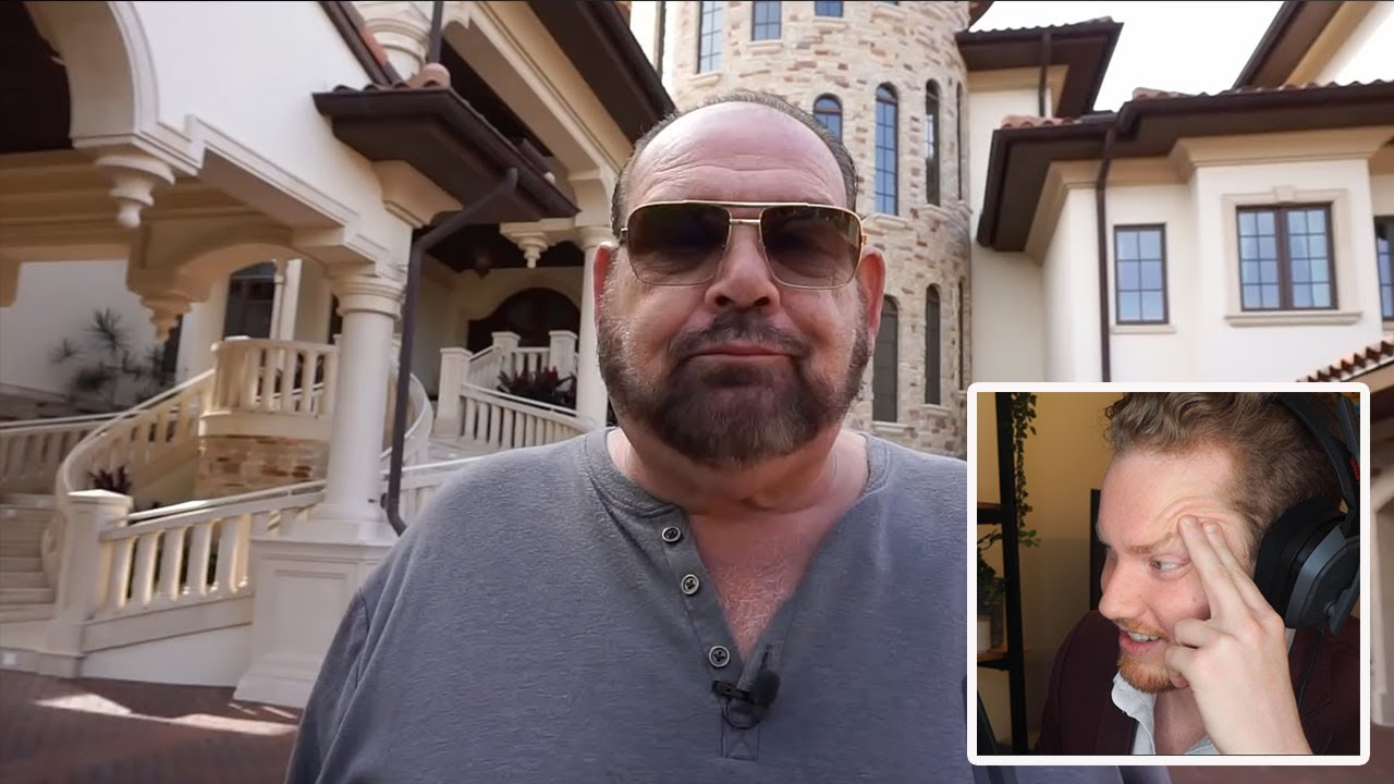"""Download Reacting to Ben Mallah's """"Cost of Living in $30 Million Mansion"""""""