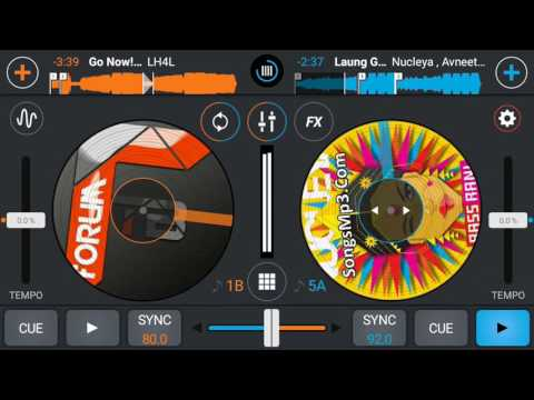 NUCLEYA's songs mashup (cross dj pro)-DJ/shashank