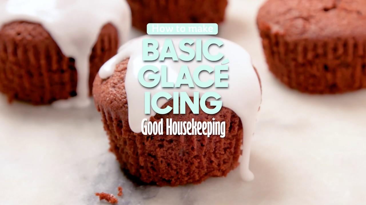 Glacé Icing Recipe Good Housekeeping Uk
