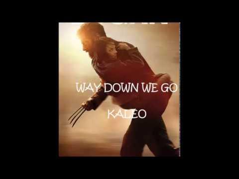Kaleo - Way Down We Go (Lyrics&Türkçe çeviri)(Logan Soundtrack 2017)