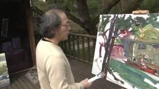 Video KVIE's Rob on the Road: Artist Jian Wang download MP3, 3GP, MP4, WEBM, AVI, FLV September 2018