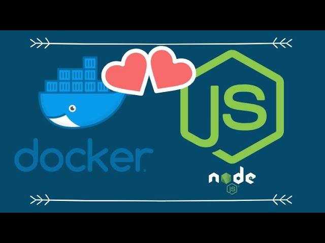 Spin up a lightweight Nodejs docker container running your application